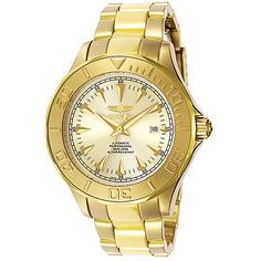 #Invicta #Men's 8938 Pro Diver Collection Gold-Tone #Watch              http://amzn.to/HfgfRe