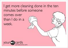 #Cleaning #confession