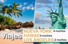Viajes a Estados Unidos y Ofertas 2014 Combinado de Novios a Hawaii