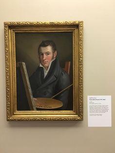 Self-portrait of the father of AJ Drexel, founder of Drexel University