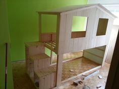 Olvasói munkák: Ikea Kura ágy teljes átalakulása – Saját Otthon Projekt