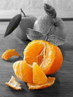 Splash of Orange