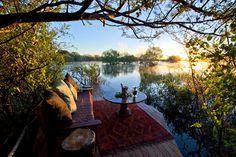 The World's Most Romantic Hotels: Sindabezi Island, Zambia | Fathom Travel Blog and Travel Guides
