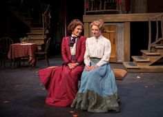 Merry Wives of Windsor, Colleen Madden and Deborah Staples