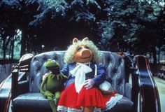 The muppets are killing me today.