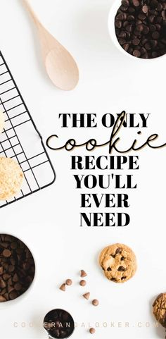 This cookie recipe is one of the cornerstones of baking. Once you have this basic recipe memorised, the variations are only limited by your imagination. Biscuit Recipe For Kids, Basic Cookie Recipe, Basic Cookies, Best Sugar Cookie Recipe, Cookie Dough Recipes, Butter Cookies Recipe, Best Sugar Cookies, Delicious Cookie Recipes, Lemon Cookies