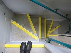 Double Decker Bus Stairs Double decker bus. it was
