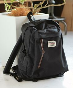 BEAUTY&YOUTH WOMENS(ビューティアンドユース ウィメンズ)のBYBC∵ FREDRIK PACKERS別注 MISSION PACK バックパック◇(バックパック/リュック)|詳細画像
