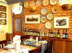 Interior do Restaurante Gosto com Gosto.