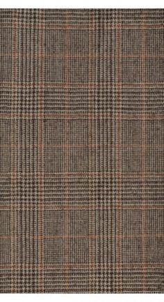 Look of the Week September 25 2014 - Brownstone Glen Plaid Suit | Black Lapel