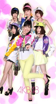 AKB48/チームサプライズ iPhone壁紙 Wallpaper Backgrounds iPhone6/6S and Plus  AKB48 Team Surprise iPhone Wallpaper