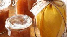 Recette de Candice : Confiture de poires à la vanille et au caramel