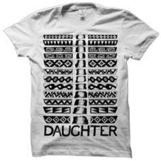 """""""African Spine"""" T-Shirt from Daughter. Wwwannnttt"""