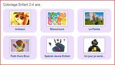 Pour nos jeunes enfants entre 2 et 4 ans ...l'apprentissage du graphisme via le jeu !