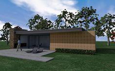Studio SBA » Poolhouse