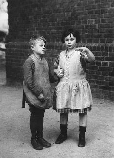August Sander. Children Born Blind (c.1930)
