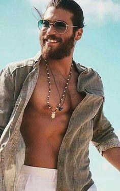 Young And Beautiful, Gorgeous Men, Beautiful People, Turkish Men, Turkish Actors, Elegant Man, Hair And Beard Styles, Men Looks, Hot Guys
