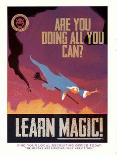 Amazing Anti-Mario Propaganda Posters Will Make You Wish Super Mario Was Dead
