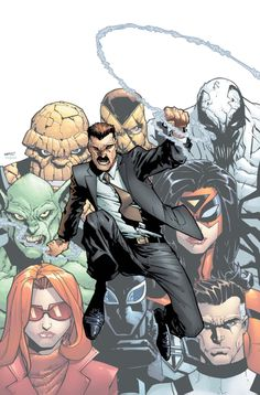 Amazing Spider-Man by Humberto Ramos & Edgar Delgado *