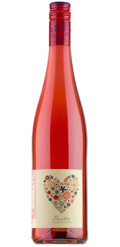Besitos Rosato Valencia #HammekenCellars #wines