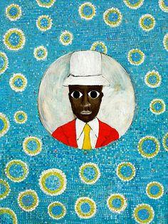 African pop art