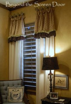 Bedroom Window Treatments On Pinterest Hunter Douglas Picture Window Treatments And Primitive