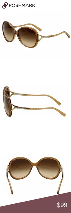 Authentic Michael Kors Butterfly Brown Sunglasses Michael Kors Butterfly Brown/Translucent Sunglasses MK2011B 301613, With comfort and style, the Sonoma collection by Michael Kors adds color and flavor to any woman's wardrobe. This piece is perfect for a day at the beach. Complete your collection with one today. BRAND NEW, Cloth & Case Included. plastic frame plastic lens non-polarized Bridge: 16 millimeters Arm: 135 millimeters UV PROTECTION Butterfly 58/135/16 Michael Kors Accessories…