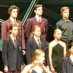 Hand in your pockets and eyes closed @keepingupwithklaus #autumnconcert2017 in your best Pauline Hanson voice 'please explain?'