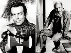 Pernell Roberts, star of 'Bonanza' (l.) and 'Trapper John, M.D.,' (r.) died at age 81 on Sunday. >