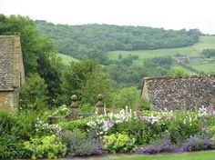 Snowshill Manor ~ beautiful English garden!