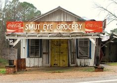 Smut Eye Grocery-- Bullock County, Alabama