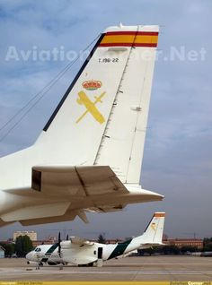 CN-235 Guardia Civil - GETAFE