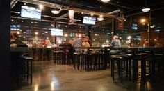 Firestone 151 Bar & Restaurant offers concise menu of pub fare in downtown Schenectady.