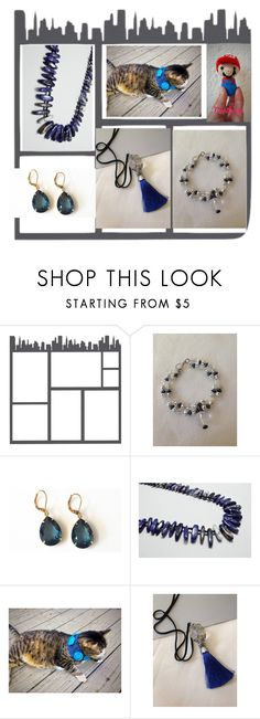 """handmade gifts"" by artistinjewelry ❤ liked on Polyvore featuring Nintendo"