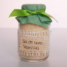 PUNTXET: Como hacer sal de baño fácil, colabora Trapetxet #homemade #DIY #aromaterapia