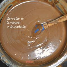 Trufa de Chocolate Recheada de Maracujá, brigadeiro, doce de leite, reeses, nozes, marshmallow, pasta de amendoim, nutella...Hummm Delicia Experimenta!!!