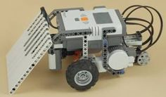 Robot SUMO for Lego NXT-G