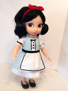 Easy Sewing patterns for doll clothes. Digital PDF sewing patterns for dolls like 18 inch dolls like American Girl, WellieWishers, Bitty Baby, and Animators. Disney Princess Dolls, Disney Dolls, Tiana, Aladdin, Pocahontas, Disney Animators Collection Dolls, Elsa, Snow White Disney, Disney Animator Doll