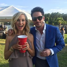 Candice Accola and Michael Trevino - michael_trevino Never Forget.