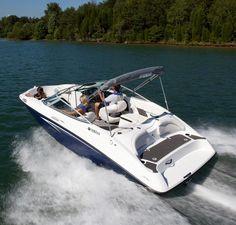 Yamaha Boats - SX190 - Love it!