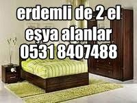 MERSİN SANDIK ODASI 2 EL EŞYA ALANLAR: Erdemli de 2 el yatak odası alanlar,Erdemli de 2 e...
