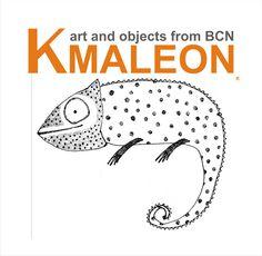 Logo de Kmaleon.