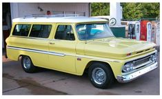 Lets post 60-66 SUBURBAN Only Pictures - The 1947 - Present Chevrolet & GMC Truck Message Board Network