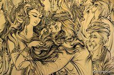 Sufi art