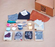 Make A Rad Stamp Kit