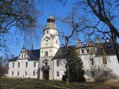 Palace, Dabrowa Niemodlinska, Opolskie province, Poland.