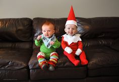Real life Elf on the Shelf- That dad blog