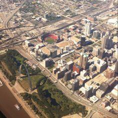 Downtown St. Louis, MO