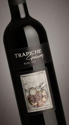 """""""""""Trapiche Manos"""""""" edicion de la bodega Trapiche(Mendoza) en homenaje, a el 1° orfebre Argentino(reconocido mundialmente) Juan Carlos Pallarols. Argentina Malbec, Cabernet Sauvignon, Different Wines, Argentine, Wine Wednesday, Wine Parties, Wine Cheese, Wine Time, Wine Label"""