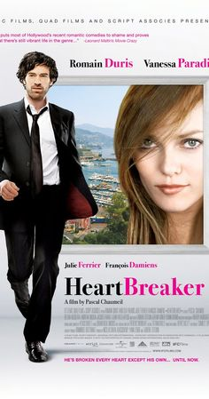 Directed by Pascal Chaumeil.  With Romain Duris, Vanessa Paradis, Julie Ferrier, François Damiens. Alex and his sister run a business designed to break up relationships. They are hired by a rich man to break up the wedding of his daughter. The only problem is that they only have one week to do so.